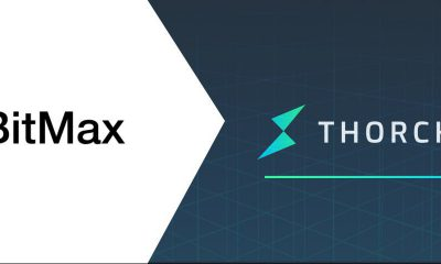 THORChain and BitMax.io to collaborate on the launch of BEPSwap