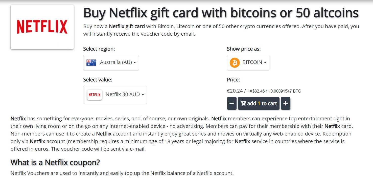 Coinsbee - Buy gift cards using crypto