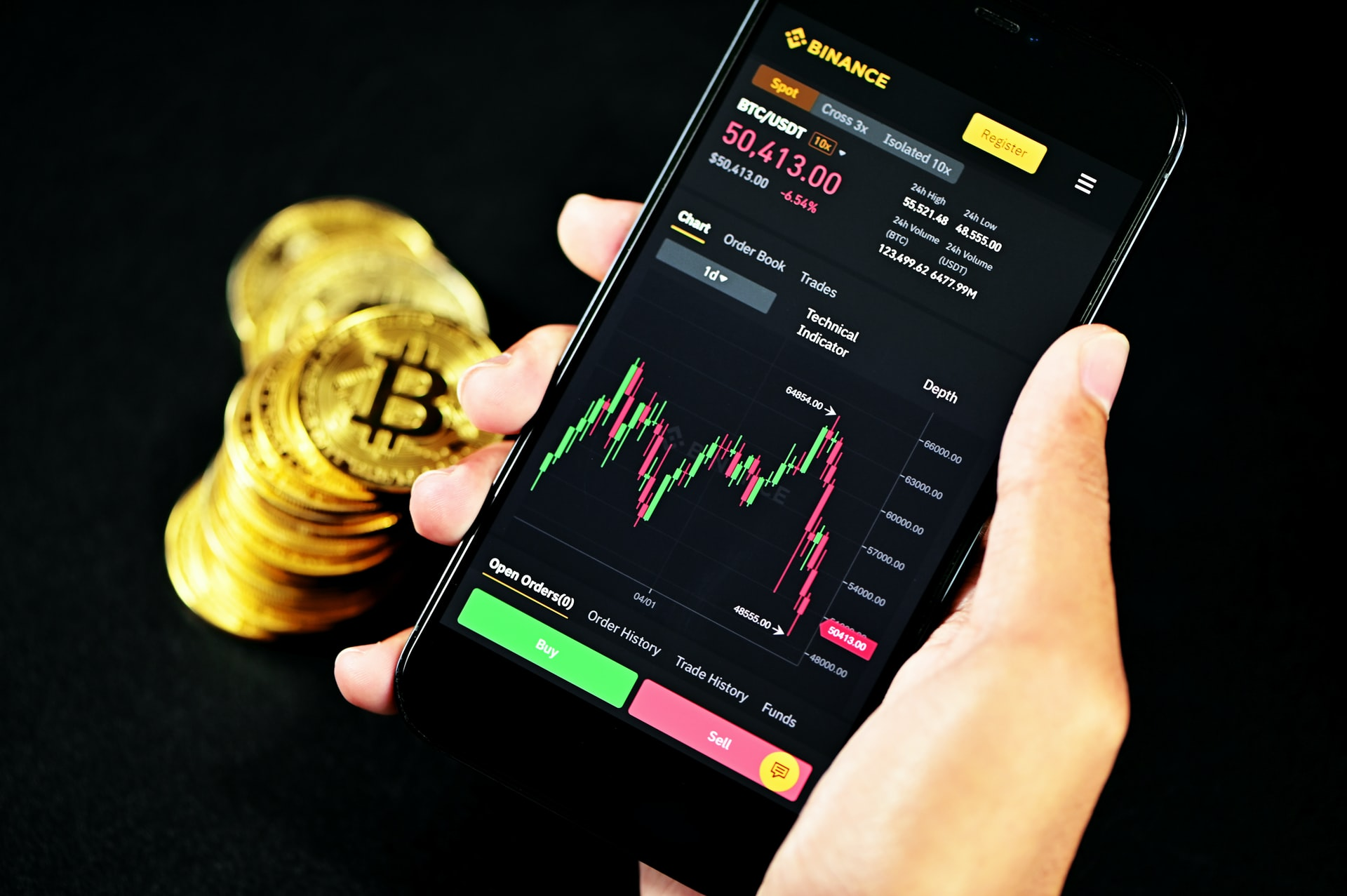 Bitcoin: Is this move on the cards,'to catch the crowd off guard'
