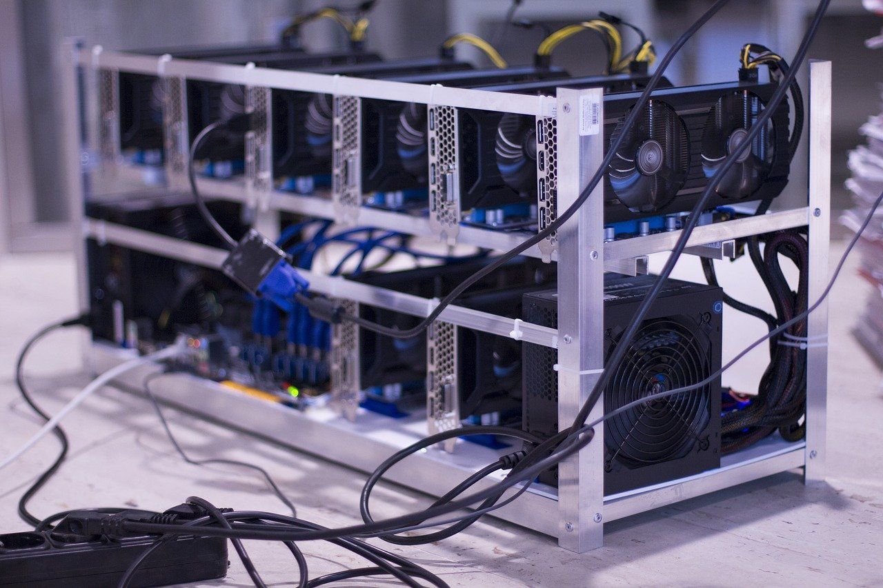 How is this trend affecting Bitcoin's mining