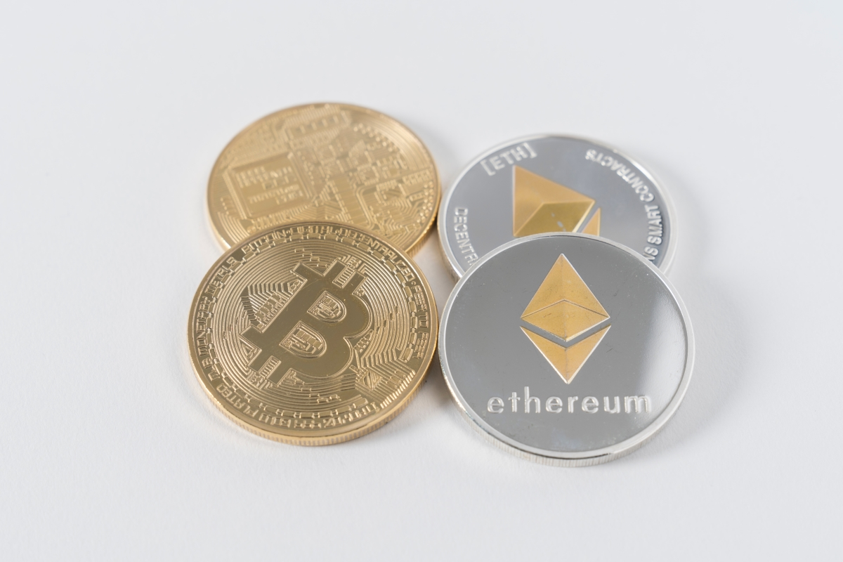 Is Ethereum better positioned if Bitcoin is more volatile