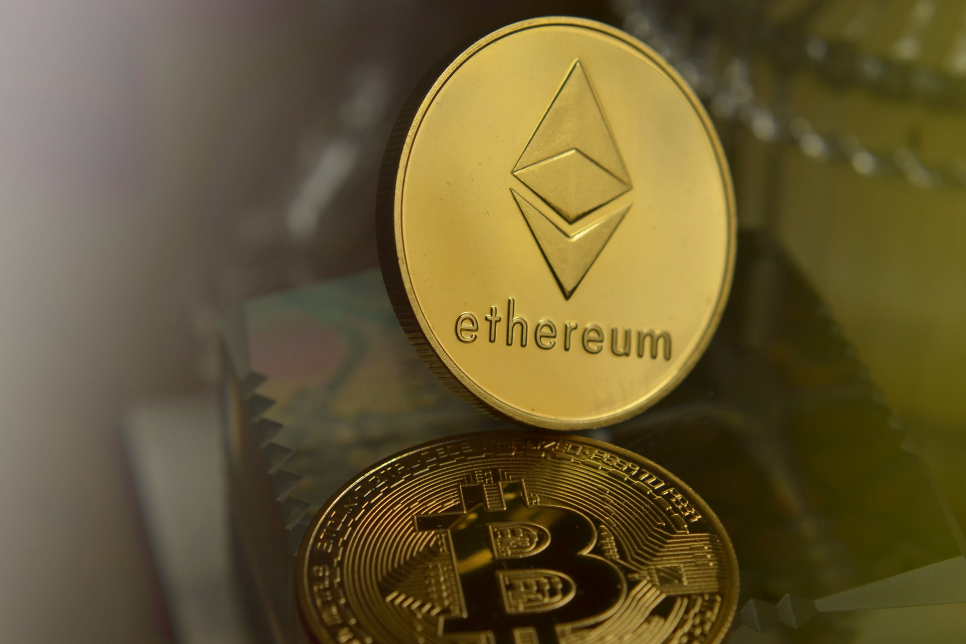 Ethereum may be inching ahead of Bitcoin in this race