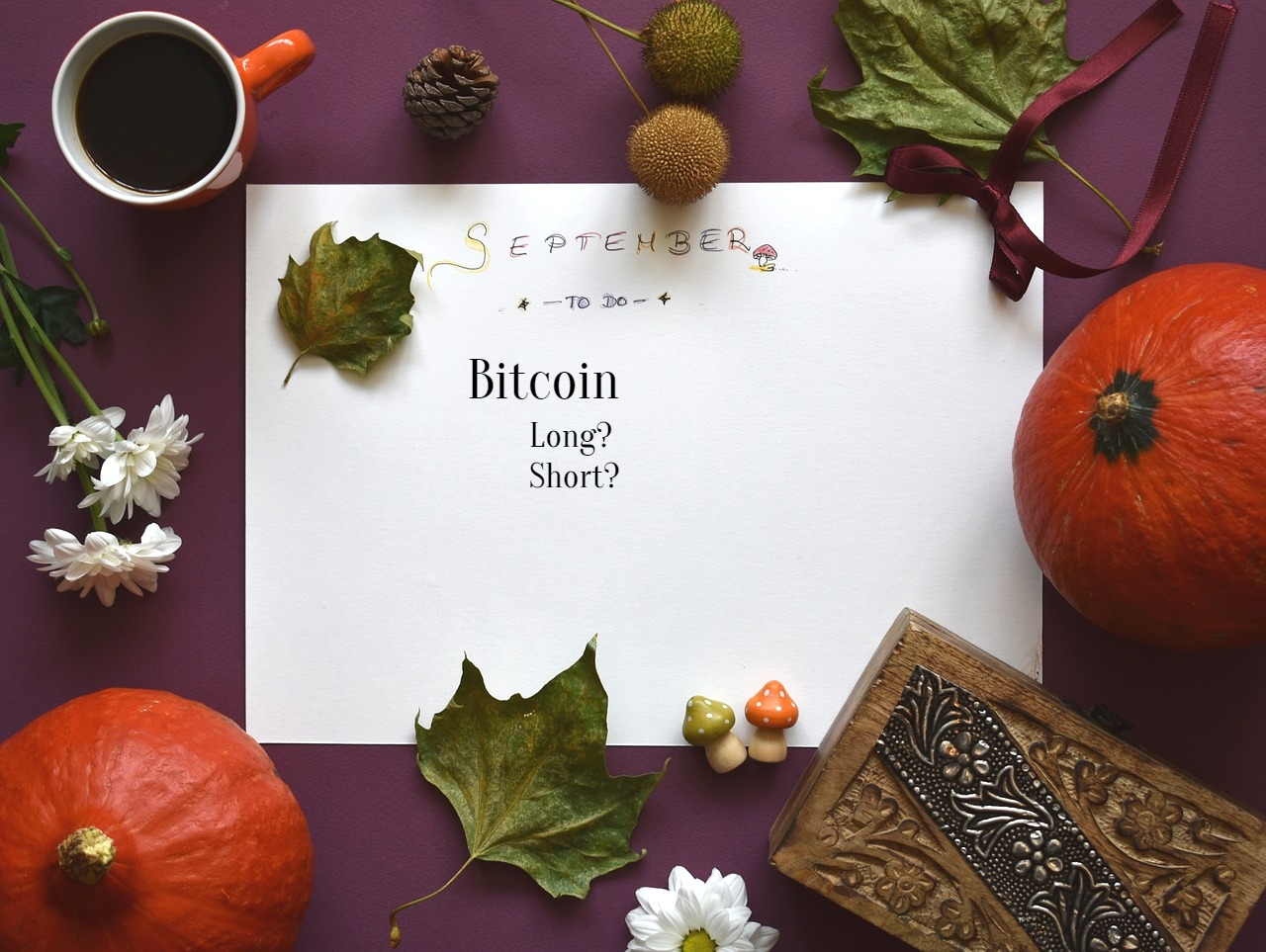 Bitcoin doesn't like September, but is it any different this time