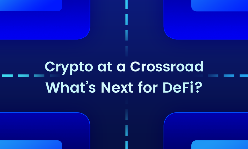 Explore what's next for DeFi with Matrixport